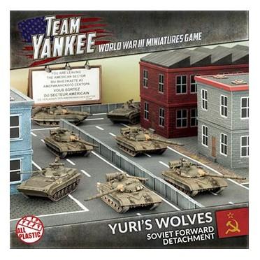 Team Yankee - Yuri's Wolves