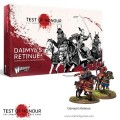 Test of Honour - Daimyō's Retinue 0