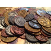 Viticulture - Metal Coins
