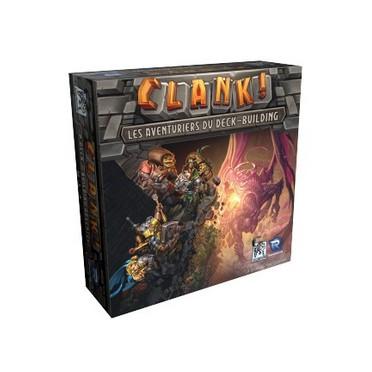 Acheter Clank Jeu De Société Renegade Game Studio