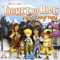 Ticket to Ride - First Journey : Europe 0