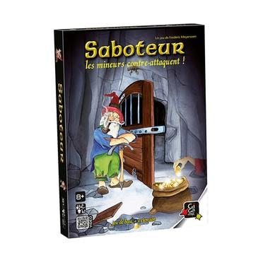 Saboteur II - Les mineurs contre-attaquent!
