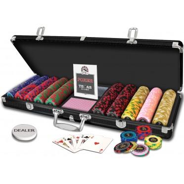 Malette Poker Royal 500 jetons