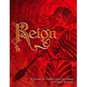 Boite de Reign : A Game of Lords and Leaders