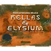 Terraforming Mars : Hellas & Elysium Expansion