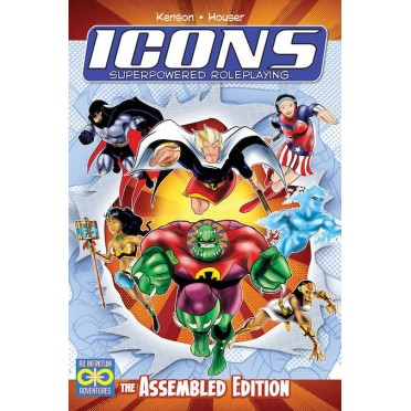Icons - The Assembled Edition