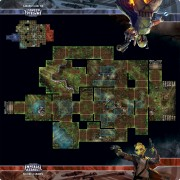 Star Wars Imperial Assault : Skirmish Maps - Nal Hutta Swamps