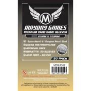 Card Game Sleeves Premium - 61x103mm - 50p