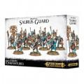 Age of Sigmar : Order - Seraphon Saurus Guard 1