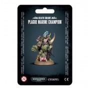 W40K : Death Guard - Plague Marine Champion