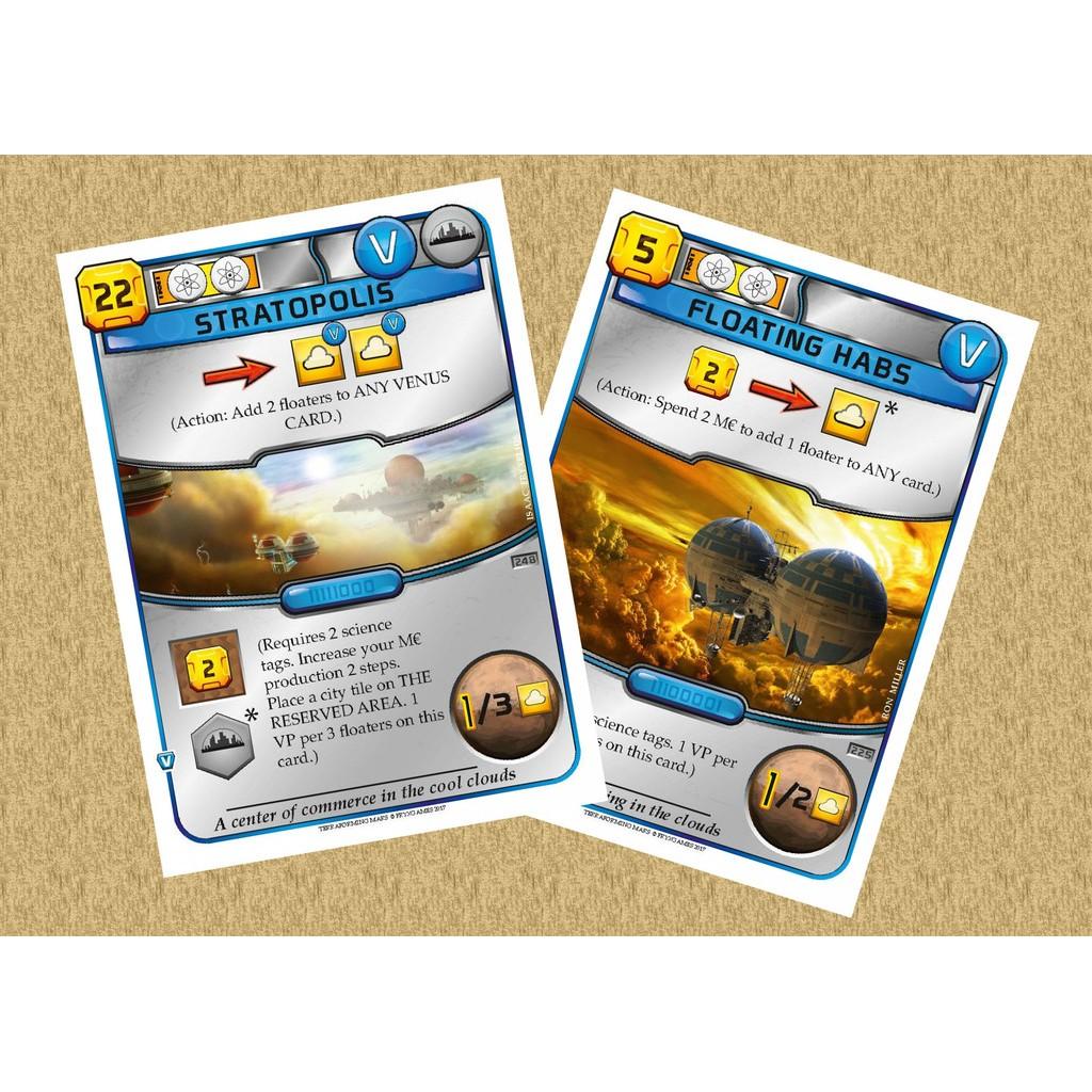 Buy Terraforming Mars Venus Next Board Game Fryxgames