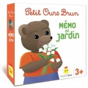 Petit Ours Brun – Mémo du Jardin