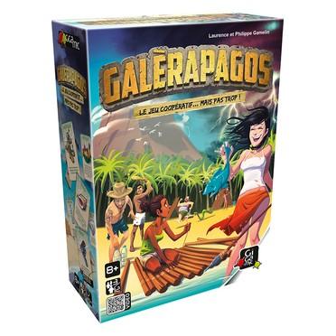 Galérapagos : le jeu coopératif... mais pas trop !