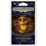 Boite de Arkham Horror : The Card Game - The Unspeakable Oath