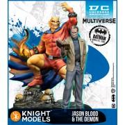 Batman - Jason Blood and the Demon