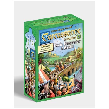 Carcassonne : Bazars, ponts et forteresses