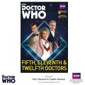 Doctor Who - Fifth, Eleventh & Twelfth Doctors 0