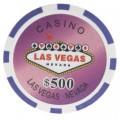 Jetons Vegas 500$ 0