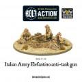 Bolt Action - Italian Army 47mm Elefantino Anti-Tank Gun 4