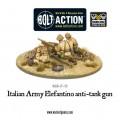 Bolt Action - Italian Army 47mm Elefantino Anti-Tank Gun 7