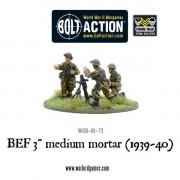 """Bolt Action - BEF 3"""" Medium Mortar (1939-40)"""