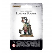 Age of Sigmar : Chaos - Nurgle Rotbringers Lord of Blight