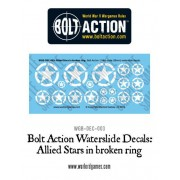 Bolt Action - US Vehicle Decals