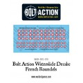 Bolt Action - French Vehicle Decals 0