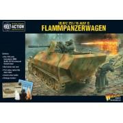 Bolt Action - Sd.Kfz 251/16 Ausf D Flammenpanzerwagen