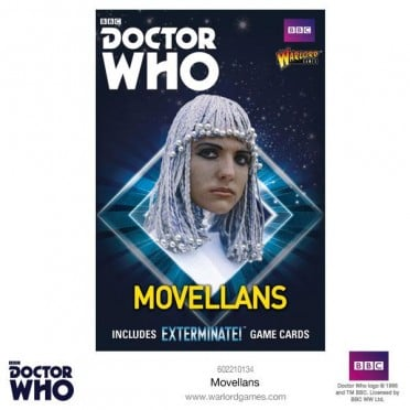 Doctor Who - Movellans
