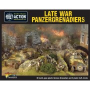 Bolt Action - Late War Panzergrenadiers