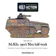 Bolt Action - Sd/Kfz 250/1 Neu Halftrack