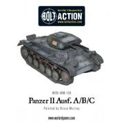 Bolt Action - Panzer II Ausf. A/B/C