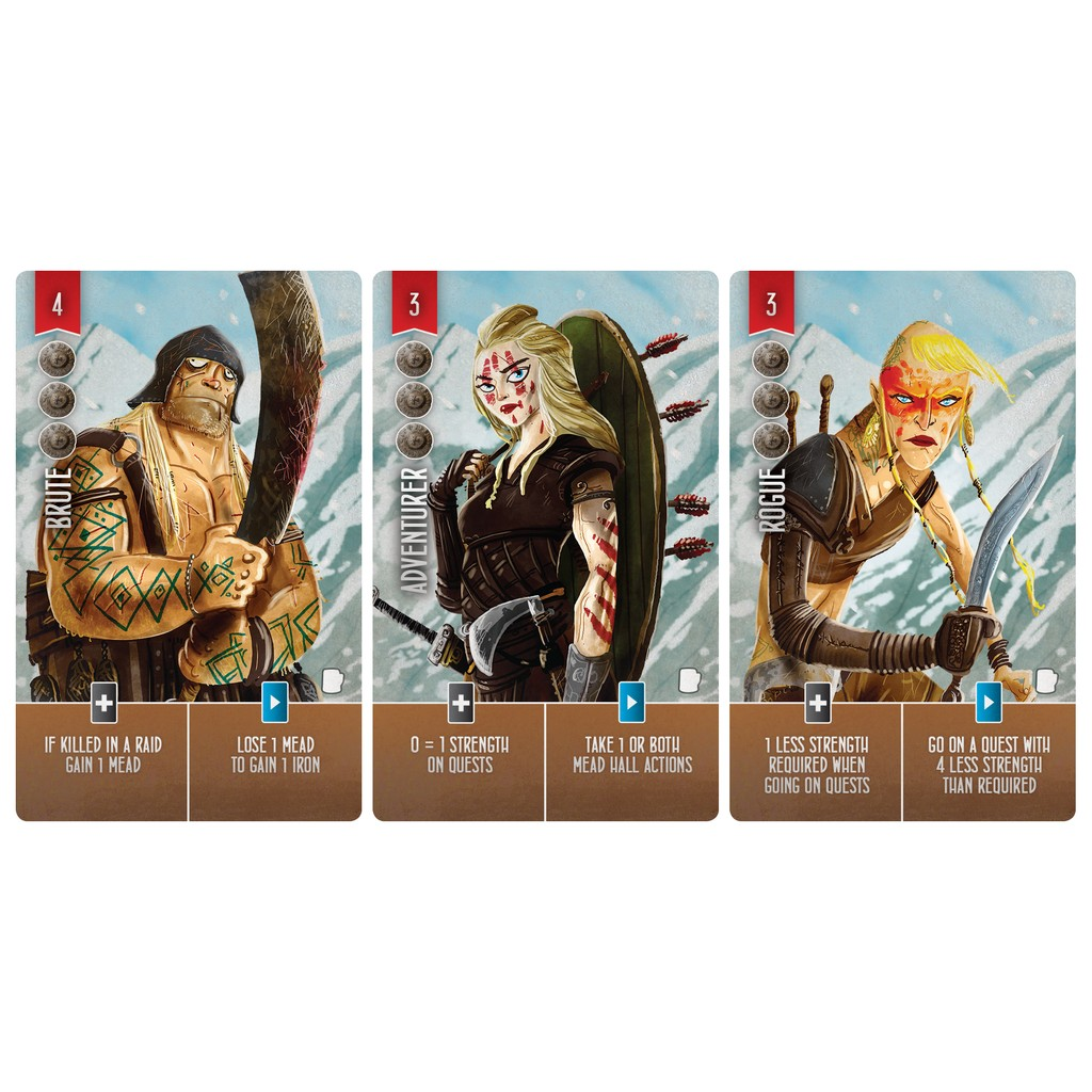 Buy Raiders Of The North Sea Hall Of Heroes Board Game