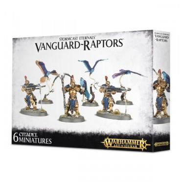 Age of Sigmar : Order - Stormcast Eternals Vanguards-Raptors