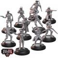 Wild West Exodus - Raider / Hex Cutthroats and Gunmen 1