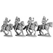 Armoured Greek Cavalry with Boiotian Helmets
