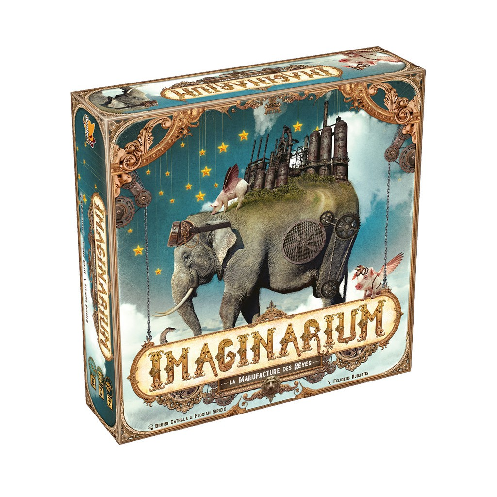 Board game Imaginarium: rules and tips 97