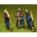 LaterSpanish: Archers in Kettle Helms 0