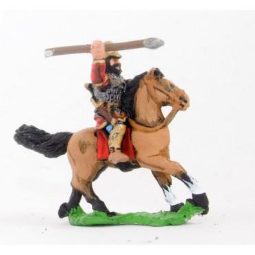 Macedonian: Skythian Heavy Cavalry with javelin, bow & shield
