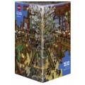 Puzzle - Library de Oesterle - 1500 Pièces 0