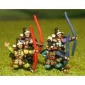 Samurai: Bowmen, firing/loading 0
