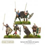 Hail Caesar - Germanic Skirmishers with javelins