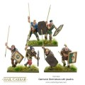 Hail Caesar - Germanic Skirmishers with javelins 0