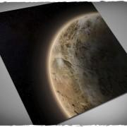Terrain Mat Mousepad - Dunes Planet - 90x90