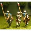 Ottoman Turk: Mounted General & Bodyguard 0