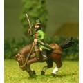 16-17th Century Polish: Cossack with 2 Pistols 0