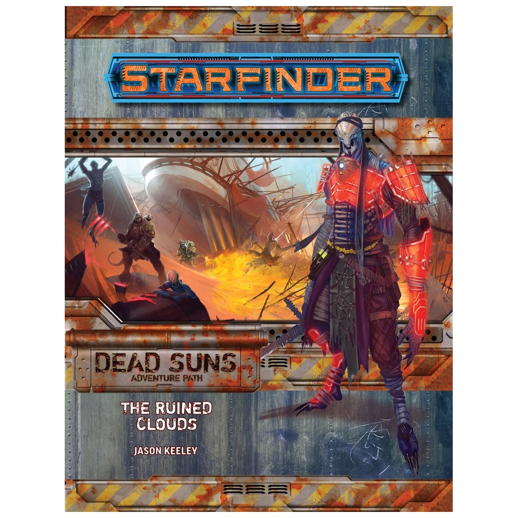 Buy Starfinder Dead Suns The Ruined Clouds