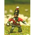 British Infantry 1800-13: Command pack: Officer, Standard Bearer & Drummer 0