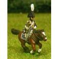 Dutch Belgian 1814-15: Command: Carabinier Officer, Standard Bearer and Trumpeter 0
